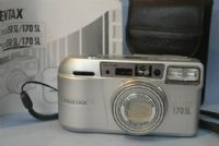 Pentax ESPIO 170SL Cased Camera + Inst £14.99
